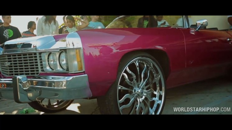 plies rides magazine fuck nigga fee custom cars donk bubble florida