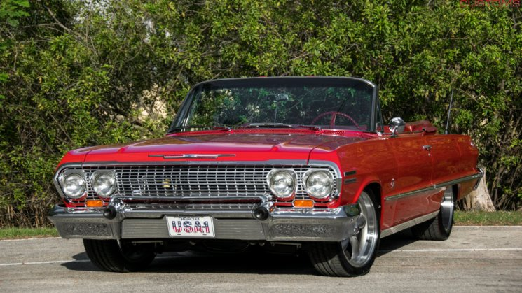 1963 Chevrolet Impala 07R