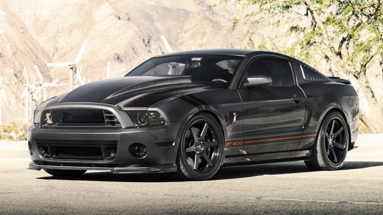 Mustang, Shelby, Ford
