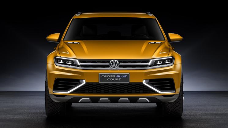 Volkswagen, crossblue