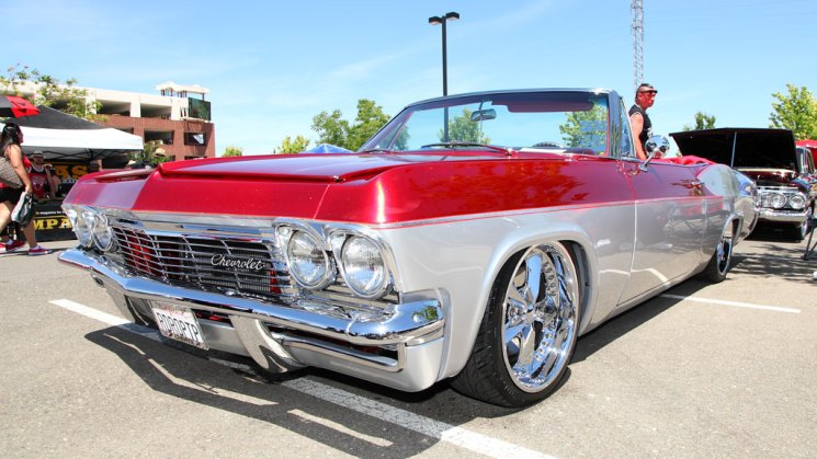 Socios Car Club, Sacramento, California, Car Show