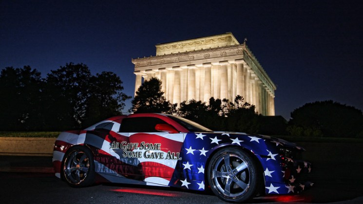 american+flag+cars+camaro
