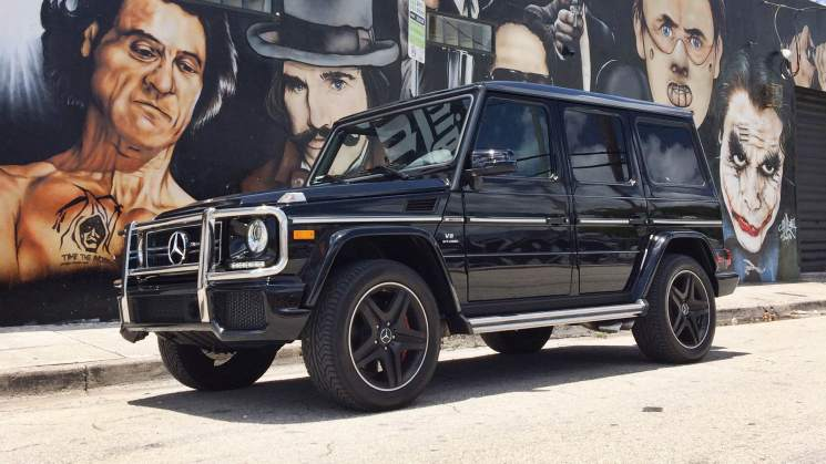 G63 Wynwood AMG