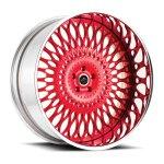 Savini-Diamond-Vento-brushed-red