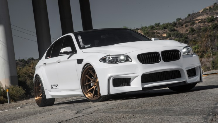 Savini-Black-di-Forza-Forged-BM14-L-Brushed-Copper-White-BMW-535i-13