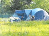 Hole Station campsite