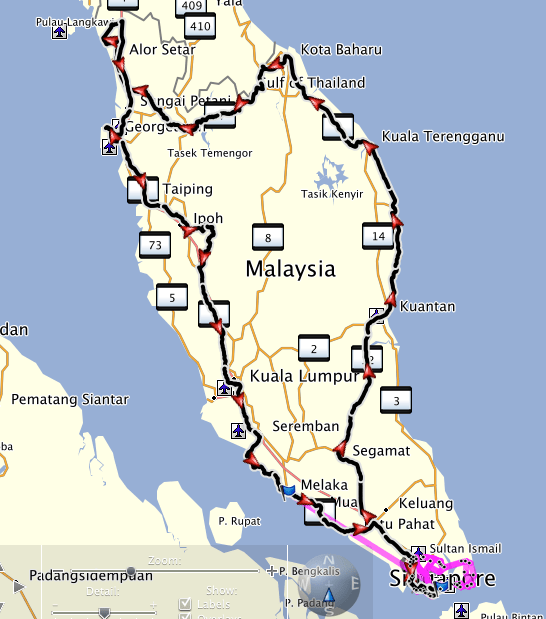 west_malaysia_rideryoustory_map