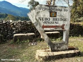 Nubo Bride, Jengging, Arunachal Pradesh