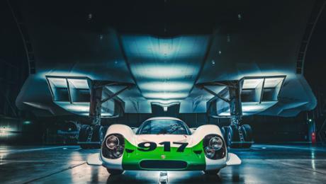 When Porsche met Concorde