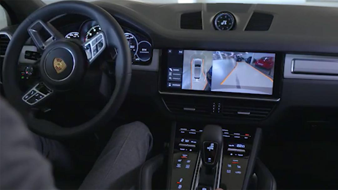 Remote Park Assist in Action