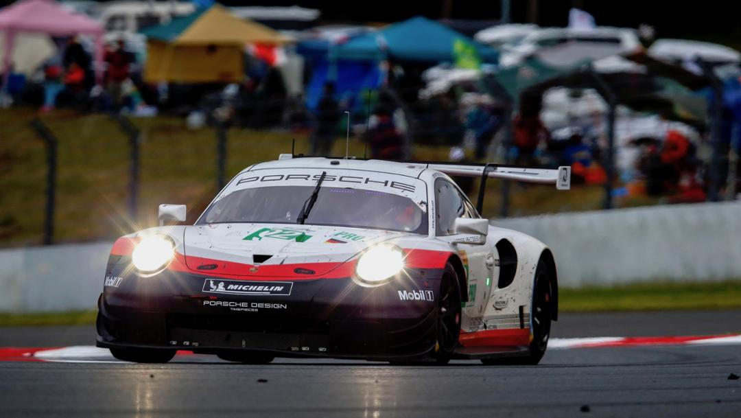 911 RSR, race, FIA WEC, Fuji, 2018, Porsche AG