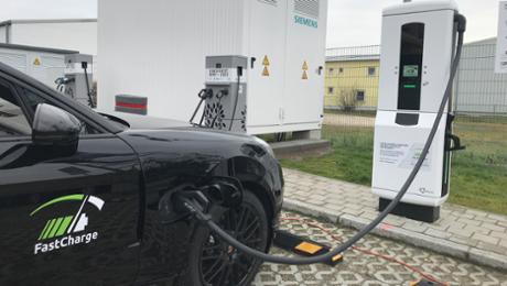 Ultra-high-power charging technology