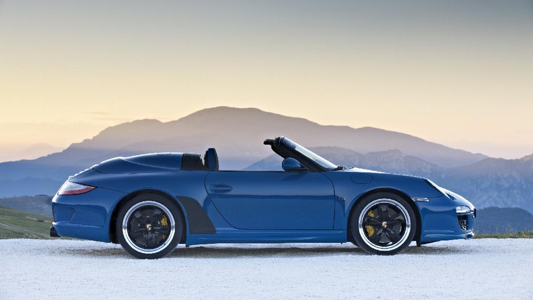 911 Speedster (2011), Porsche AG