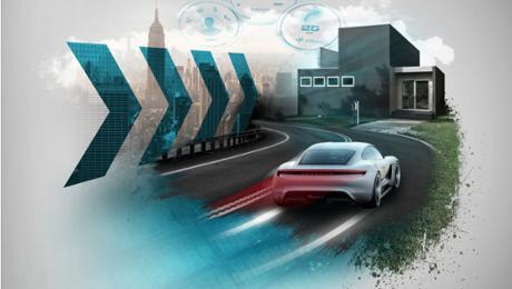 The digital mutation during Porsche