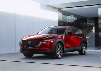 Mazda CX-30 (European specification) (CNW Group/Mazda Canada Inc.)