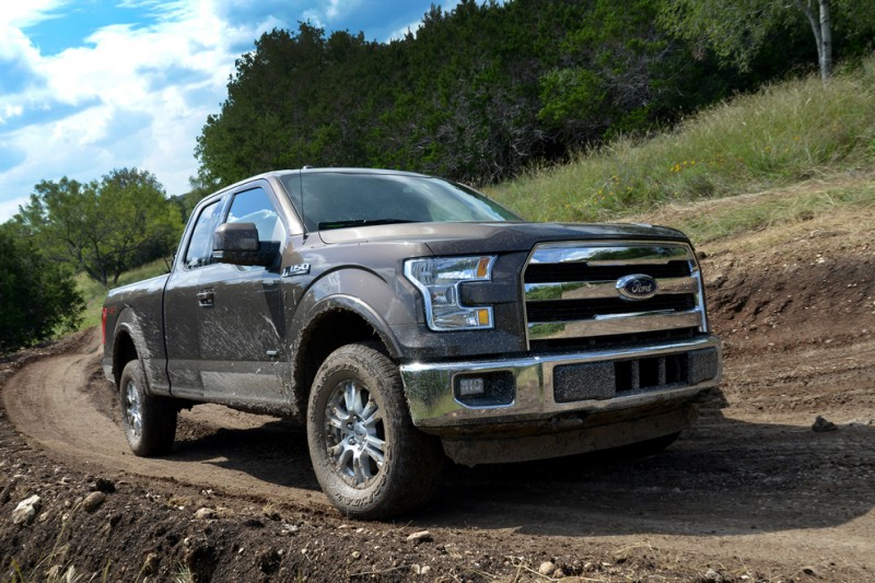F-150 wins reserve award