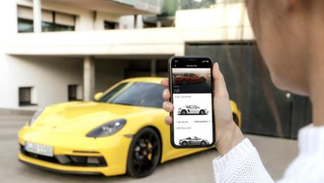 """""""Porsche inFlow"""" offers a new, stretchable mobility solution"""
