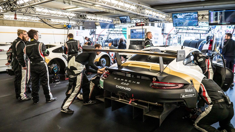 Porsche GT Team, 911 RSR, preparations, FIA WEC, Le Mans, 2019, Porsche AG