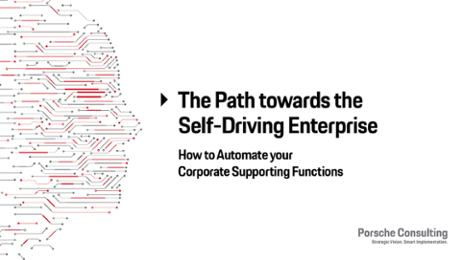 Automation in Corporate Supporting Functions
