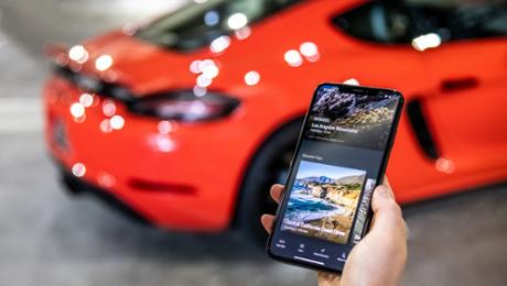 """Porsche Road Trip"": a new digital debate beam is launched"