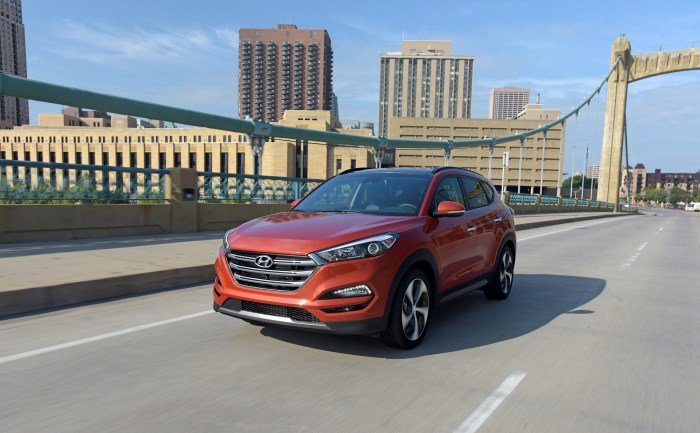 2018 Hyundai Tucson Offers Striking Design, Advanced Technology and Safety Features