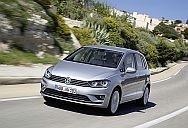 The new Volkswagen Golf Sportsvan