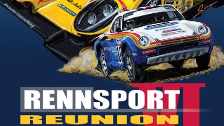 Official Poster for Rennsport Reunion VI