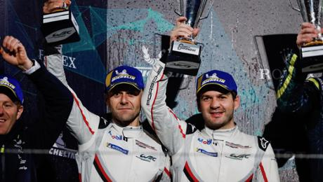 WEC Shanghai: Second and third for Porsche GT Team