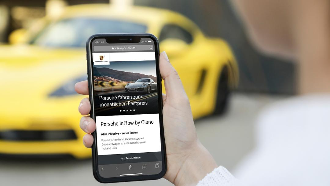 911, Porsche inFlow, 2019, Porsche AG