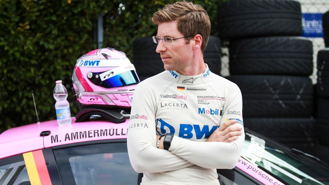 Michael Ammermüller, Qualifying, Porsche Mobil 1 Supercup, Monza, 2018, Porsche AG