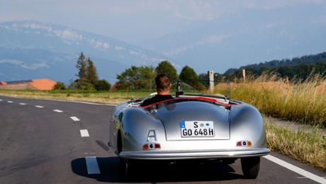 "356 ""No. 1"" Roadster: a ""Number 1"" lives on"