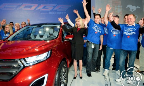 Ford Top 100 Employer OLD
