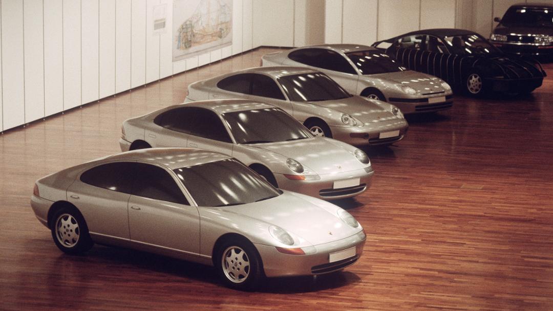 989, 1990s, Porsche AG