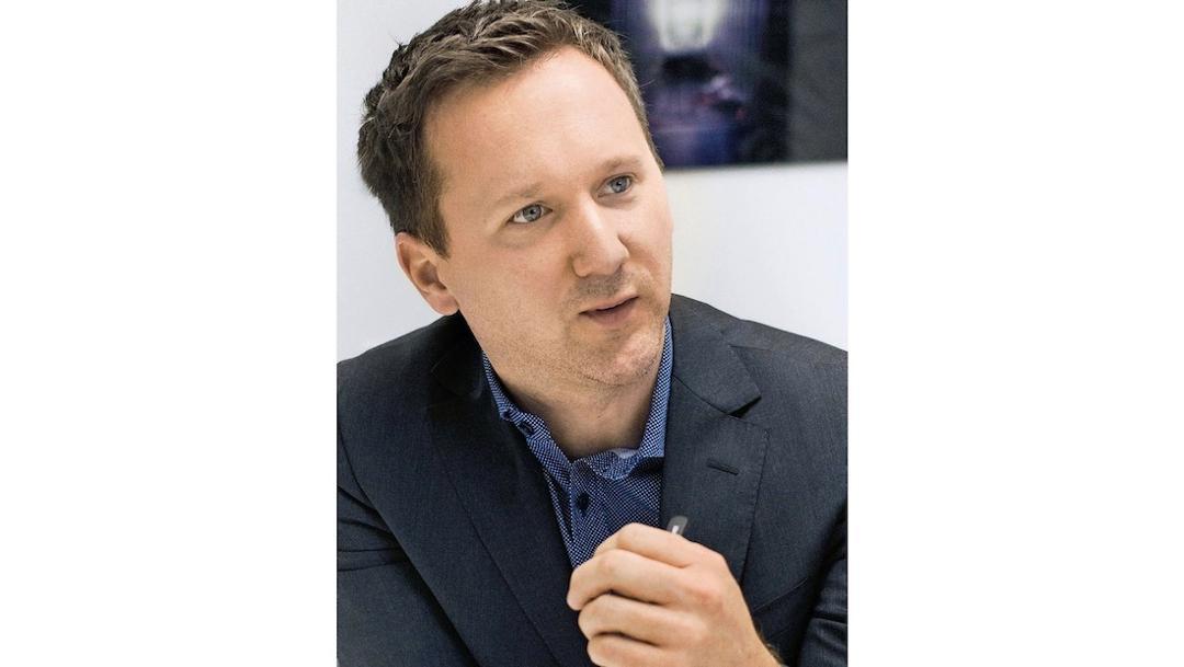 Peter Varga, Porsche engineer (exterior), 2018, Porsche AG