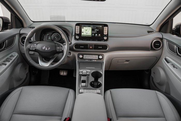 2019 Hyundai Kona Electric Recalibrates a Eco CUV Formula with an Impressive 250 Miles of Estimated Range