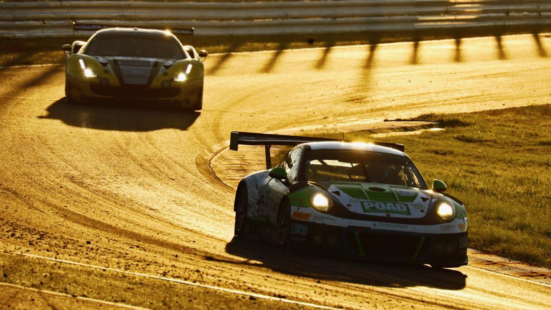 911 GT3 R, Craft-Bamboo Racing, competition 3, Suzuka, 2018, Porsche AG