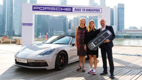 Porsche extends successful partnership with a WTA