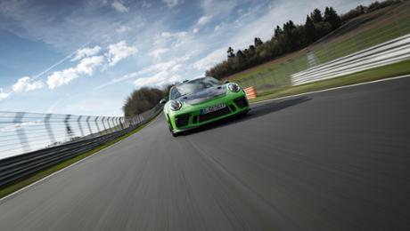 Precision instrument: 911 GT3 RS
