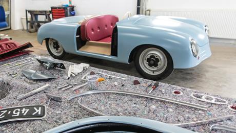 Porsche 356: Back to a Roots
