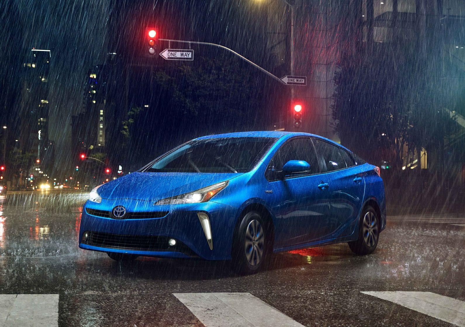 2019 Prius AWD-e