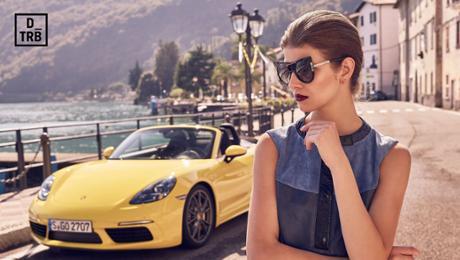 DriveTribe: With Porsche in Bella Italia