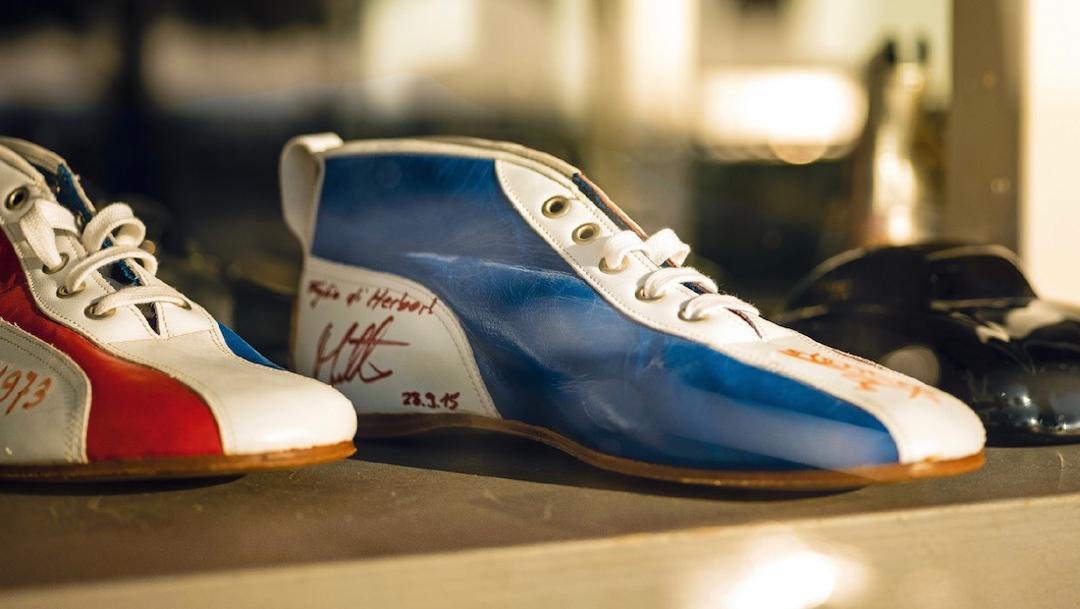Shoes by Francesco Ciccio Liberto, 2018, Porsche AG