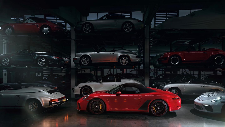 911 Speedster, 2019, Porsche AG