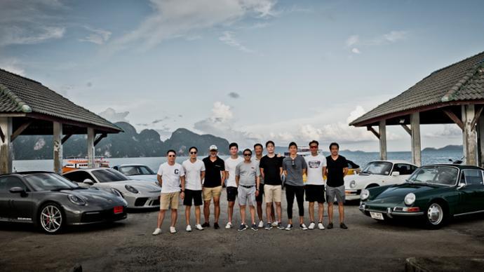 Participants, Thailand, 2019, Porsche AG