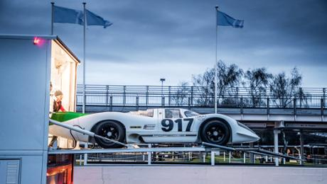 50 years of 917 distinguished during Goodwood