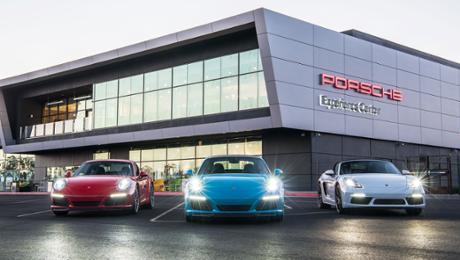 L.A.: Porsche opens new Experience Center