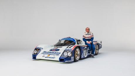 Zeitreise mit Motorsport-Legende Derek Bell
