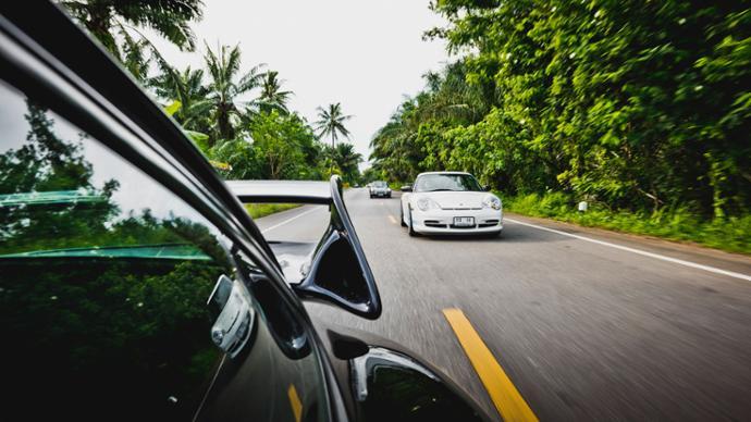 993 RS, 911 GT3 RS (996), l-r, Thailand, 2019, Porsche AG