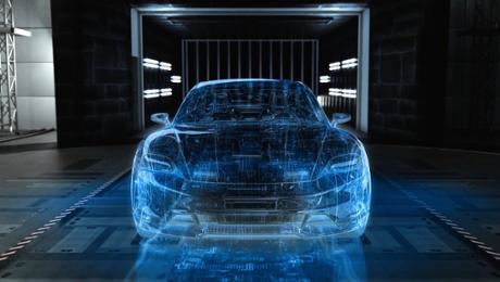 Digitalisation of car development