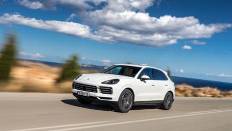 Porsche delivers 55,700 vehicles in a initial entertain